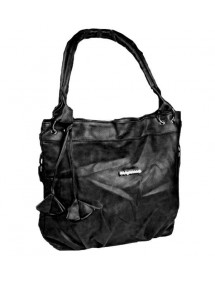 Vintage hand bag color Black