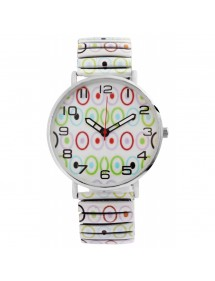 Donna Kelly women's watch with multicolored metal strap 1700048-007 Donna Kelly 15,00 €