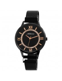 Adrina Roman numerals ladies watch with black strap 1300022-003 Adrina 17,00 €