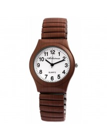 Adrina women's watch with brown metal strap 1700045-002 Adrina 15,00 €