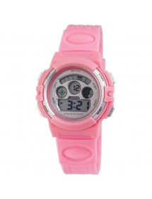 Sportline ladies watch with pink silicone strap 1400003-001 Sportline 16,00 €