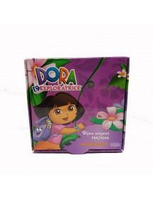 DORA L'EXPLORATRICE bracelet, rhodium silver and enamel backpack and map 3181063 Dora l'exploratrice 79,90€