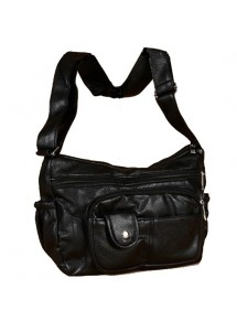 Sac à main besace feeling noir 36002 Paris Fashion 16,00 €