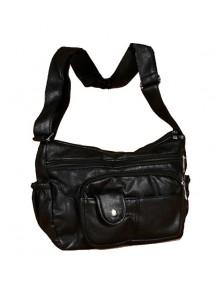 Schwarze Handtasche 36002 Paris Fashion 16,00€