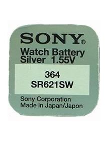 Sony SR621SW 364 button...