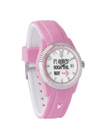 Watch PLAYBOY 38PW ROCK - Pink ROCK38PW Playboy 29,90 €