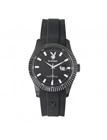 Watch PLAYBOY CLASSIC 38BB - Black CLAS38BB Playboy 29,90 €