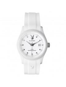 Uhr PLAYBOY CLASSIC 42WW - Weiß 29,90€ 29,90€