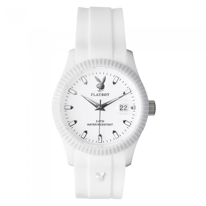 Watch PLAYBOY CLASSIC 42WW - White 29,90 € 29,90 €