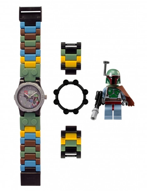 LEGO Star Wars Boba Fett Kid's Watch 740428 Lego 39,90 €