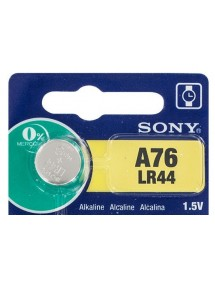Sony A76 Alkaline battery LR44-mercury free 490 044 Sony 1,90 €