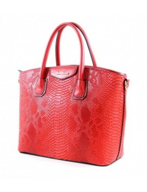 Handbag Tom & Eva - Red ML4055-Red Tom&Eva 55,00 €