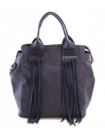 Handbag Tom & Eva - Blu 9110-4-Blue Tom&Eva 45,90 €