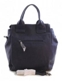 Handtasche Tom & Eva - Blau