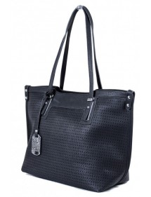 Cabas perforated area Tom & Eva - Black 45,00 € 27,00 €