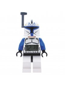 LEGO® Star Wars™ Captain Rex™ Minifigure Clock 740562 Lego 49,90 €