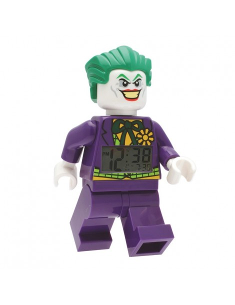LEGO Super Heroes The Joker clock 740555 Lego 49,90 €