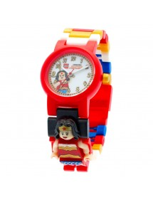 Uhr Lego Super Heroes Wonder Woman 740429 Lego 39,90€