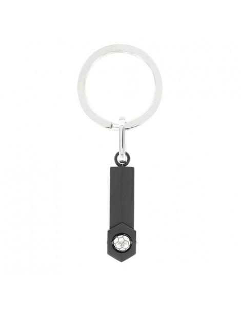 Porte-clé en acier avec un ballon de foot 312101 One Man Show 35,90€