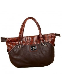 Large handbag leather imitation Déesse de Paris 36258 La deesse de Paris 29,90 €