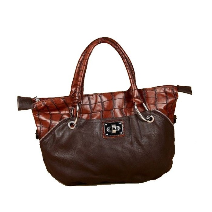 Déesse de Paris imitation leather handbag - Brown 36258 La deesse de Paris 29,90 €