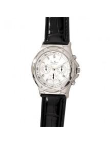 Montre mixte chronographe bracelet noir Jean Patrick 16,90€ 16,90€