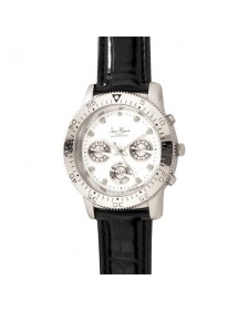 Mixed White Dial Watch Jean Patrick 770754N Jean Patrick 15,00 €