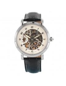 Mechanische Uhr Skelett LAVAL 1878 Stahlgehäuse, Saphir 755219 Laval 1878 499,00€