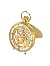 Laval 1878 watch clock and mechanical skeleton with chain 755248 Laval 1878 329,00 €