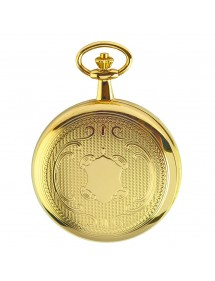 LAVAL pocket watch, golden...