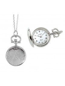 Sterling Silver Medallion Pendant Silver Pendant Watch 750289 Laval 1878 124,00 €