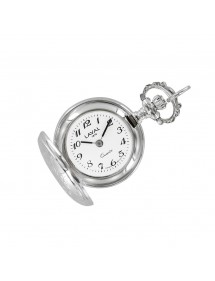 Silver pendant watch with medallion pattern 755242 Laval 1878 129,00 €