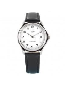 Montre automatique LAVAL avec bracelet synthétique noir 154,00€ 154,00€
