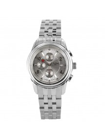 LAVAL watch, chronograph with steel strap, waterproof 50 m 755212 Laval 1878 239,00€