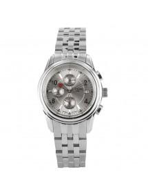 Montre LAVAL chronographe avec bracelet acier, étanche 50 m 755212 Laval 1878 239,00€