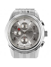LAVAL watch, chronograph...