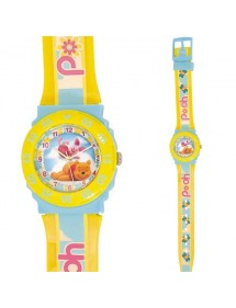 Winnie the Pooh Disney Kids Watch - Blue / Yellow 760000 Disney 29,90 €