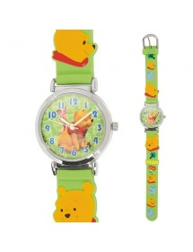 Montre enfant Winnie l'Ourson Disney - Vert 25,90 € 25,90 €