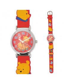 Montre enfant Winnie l'Ourson Disney - Rouge 25,90 € 25,90 €