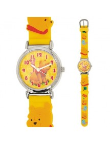 Montre enfant Winnie l'Ourson Disney - Jaune 25,90 € 25,90 €