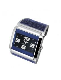 Montre bracelet à clip Jean Patrick - Bleu 19,90€ 19,90€