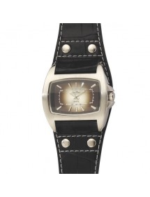 Montre chic mixte Jean Patrick rectangle noir 16,00 € 16,00 €