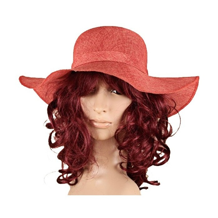 Red Chapeau polyester 38192 Paris Fashion 17,90€