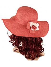 Hat rot Polyester 38192 Paris Fashion 17,90€