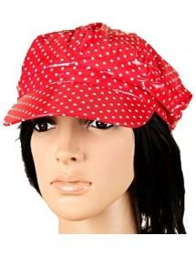 Rote und weiße Kappe 39434 Paris Fashion 4,50€