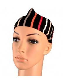 Stirnband Nadelstreifen 5 Farben 46934 Paris Fashion 2,50€