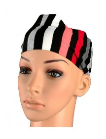 Striped headband 5 colors 46933 Paris Fashion 2,50 €