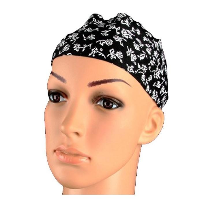 Black headband with white flowers 2,50€ 0,95€
