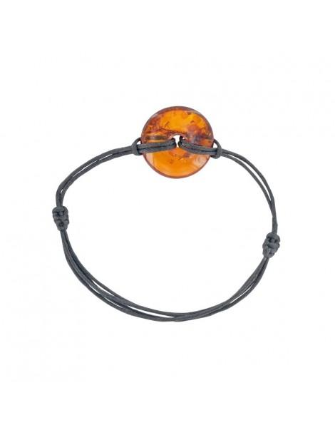 Bracelet coton ciré Nature d'Ambre 3180998 Nature d'Ambre 33,90€