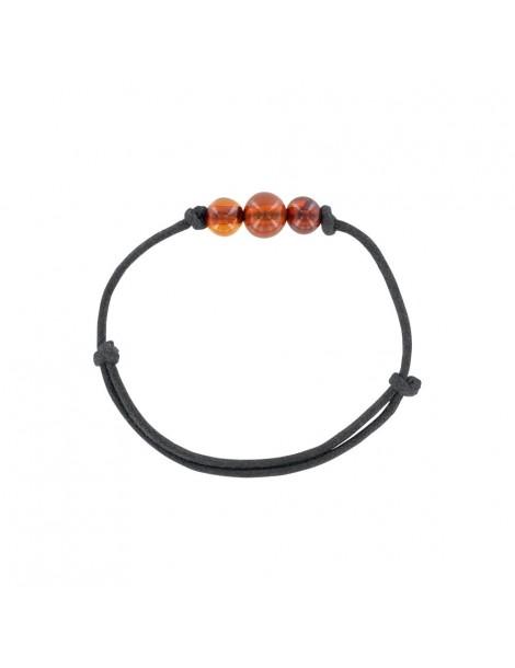 Bracelet amber and silver Nature d'Ambre 3180997 Nature d'Ambre 33,90€
